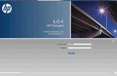 آموزش پیکربندی iLO برای دستگاه استوریج HPE StoreEasy 1650