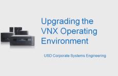 ارتقای ورژن OE در استوریج EMC VNX